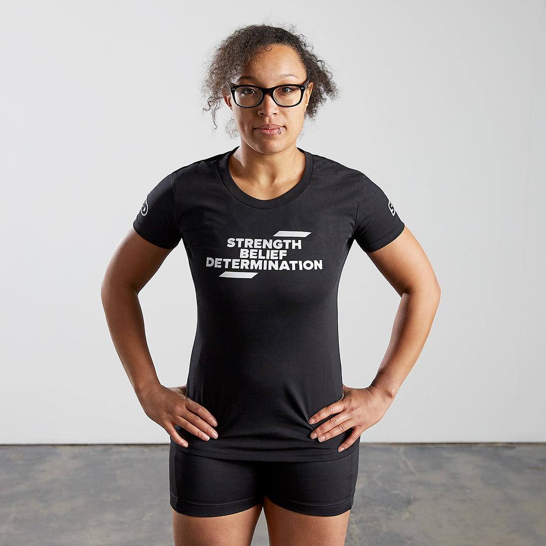 SBD kratka majica ženska